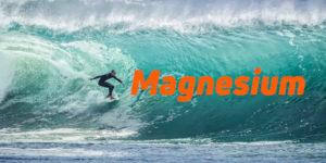 Magnesium article
