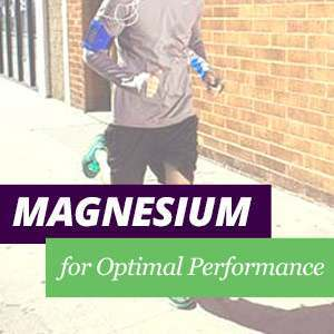 Magnesium for an optimal performance