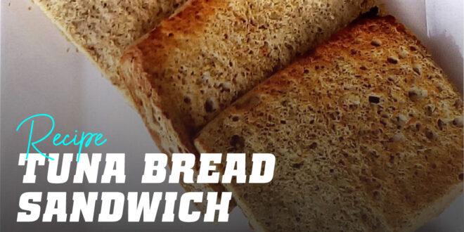 Tuna Bread Sandwich