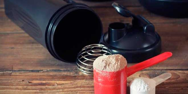 Combine glutamine with your shakes