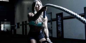 Functional training routine