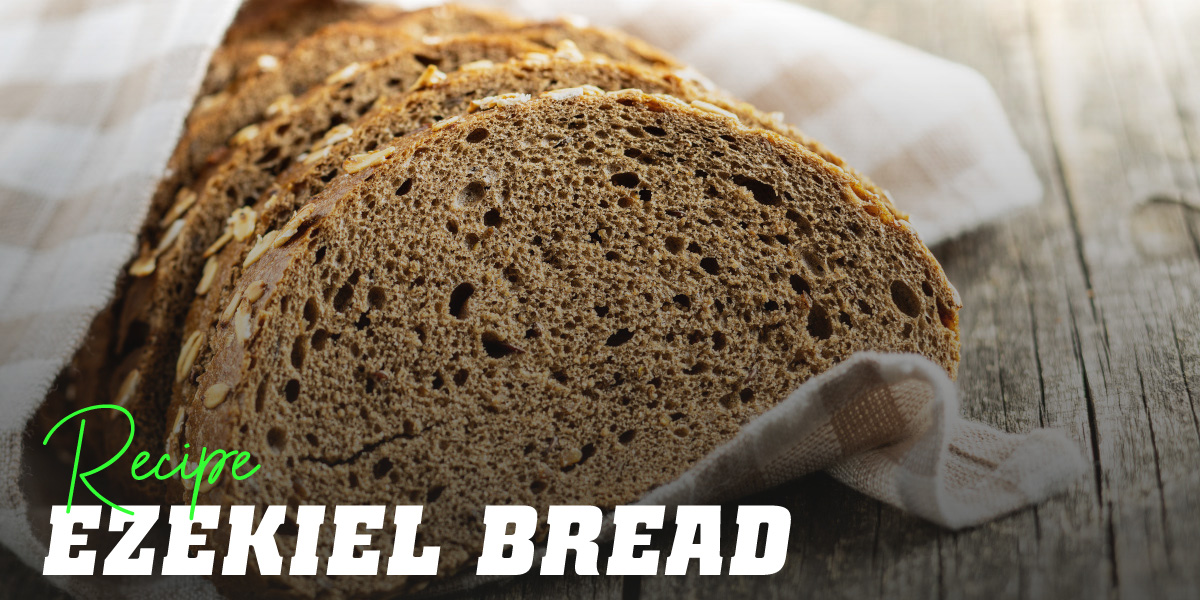 Recipe Ezekiel Bread