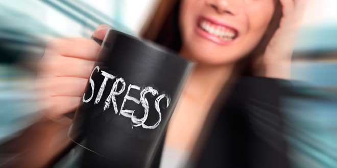 Stress is a threat