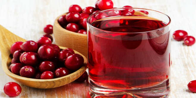 Cranberry infusion