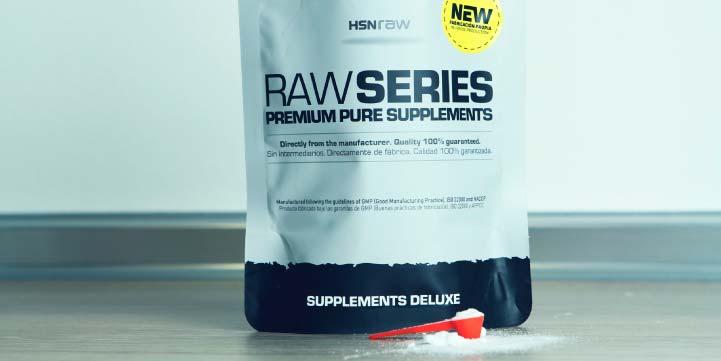 RawSeries Amino Acid Powder