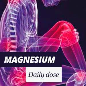 Meet the daily dose of magnesium