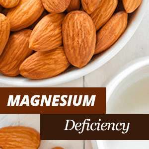 Why does a Magnesium deficiency happen