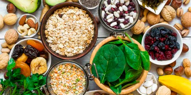 Vegetable sources of magnesium