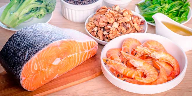 Omega-3: The best Protection for your Heart and Sight