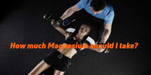 Recommended dose of magnesium
