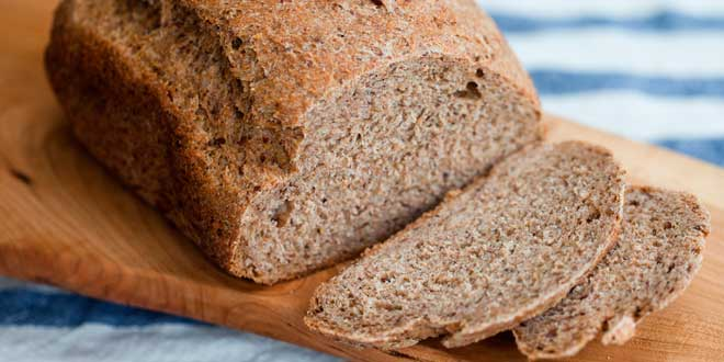 Whole bread and magnesium
