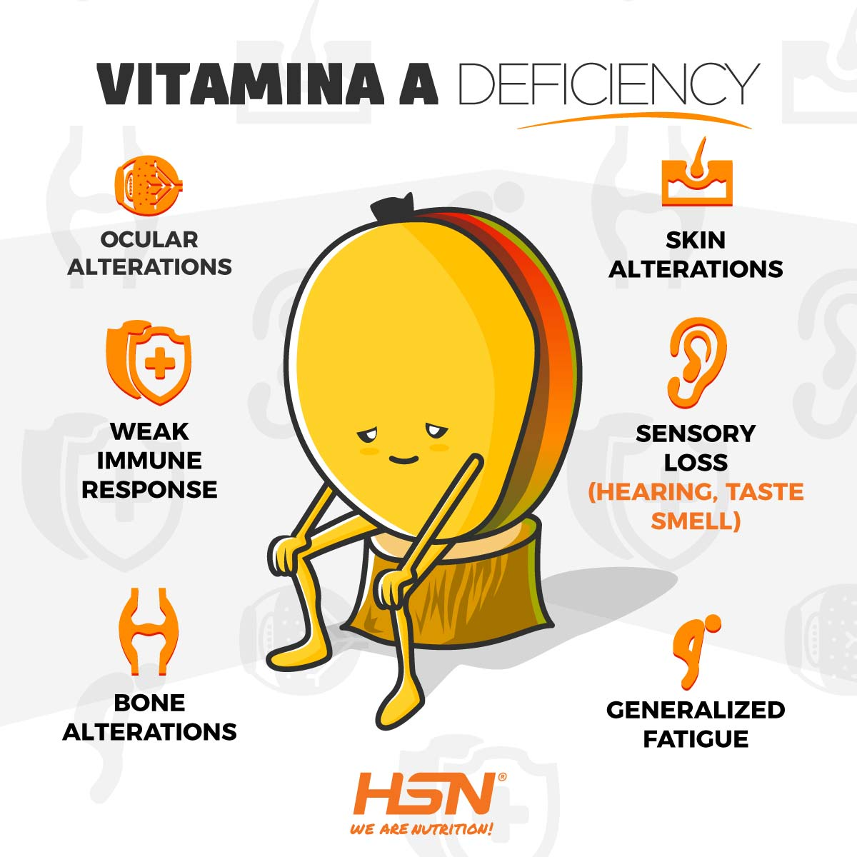 Vitamin A deficiency