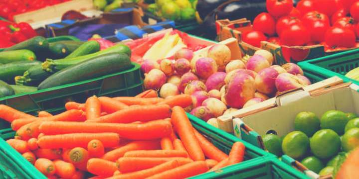 Vegetables rich in Vitamin A