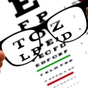 Sight test vitamin A