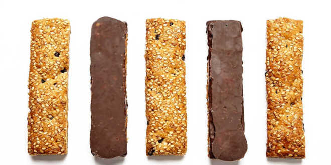 Bars enriched with Vitamin D