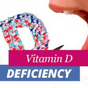 Causes of a Vitamin D deficiency