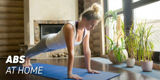 Abs at Home: 6 Efficient Exercises