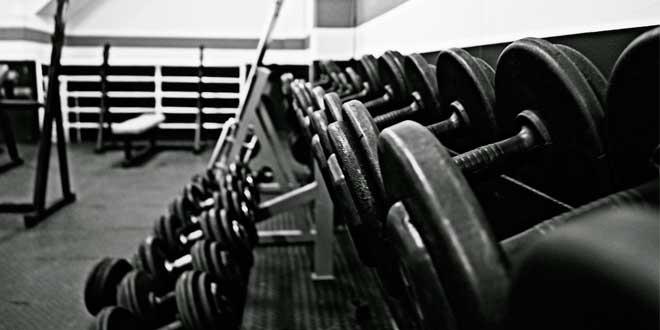 Dumbbells - Gym