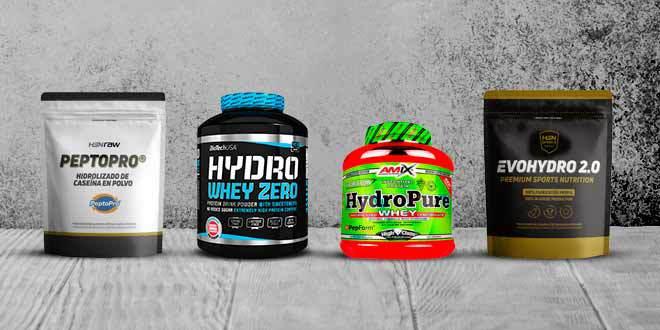 Hydrolyzed Proteins