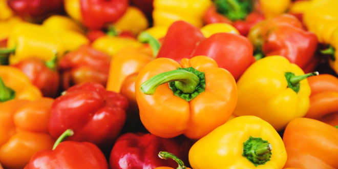 Peppers are sources of Lutein