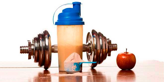 Proteins for athletes