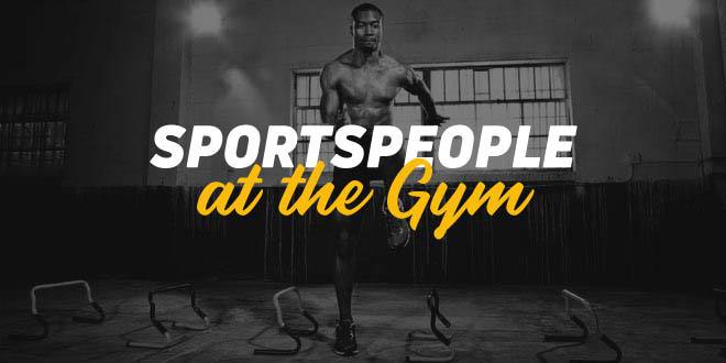 HSN Guide: Sportspeople at the Gym. Part 1