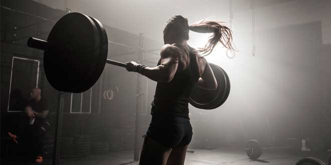Weightlifting routine