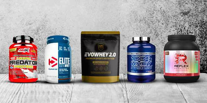 Types of Whey Protein Concentrate