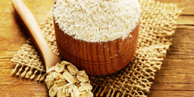 Oat Flour: Properties, types and how to use it