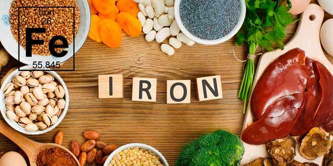 Mineral Iron