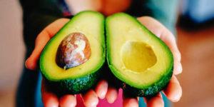 Avocado is rich in boron