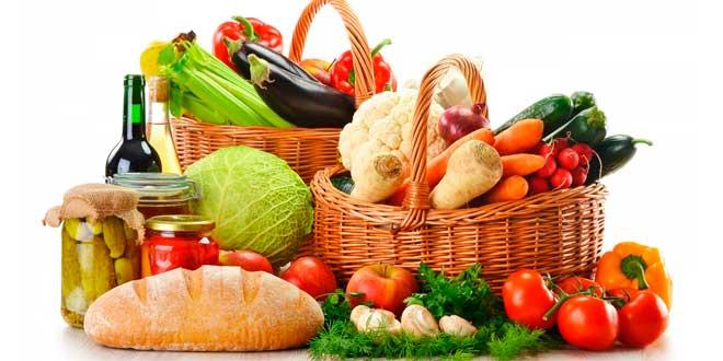 A healthy nutrition