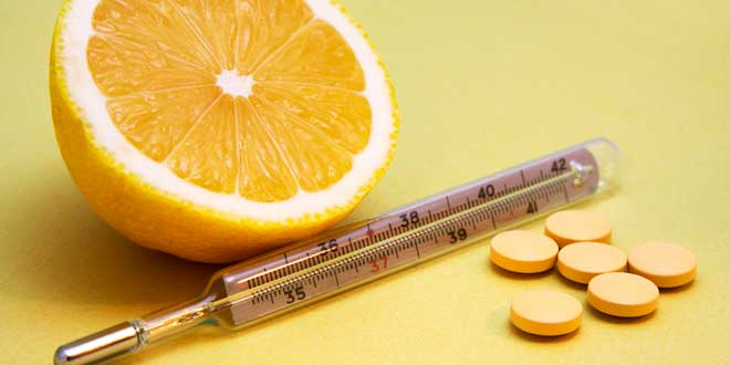 Vitamin C to prevent colds