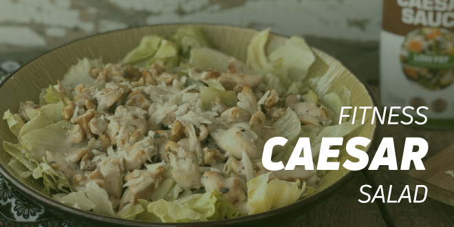 Fitness Caesar Salad