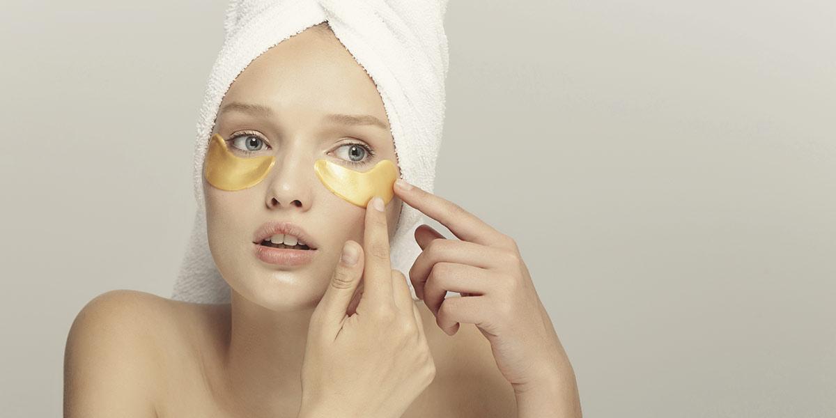 Collagen mask treatment