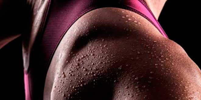 Sweat and nutrient loss