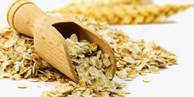 Avena sativa grains