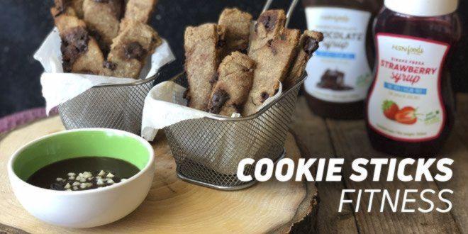 Cookie Sticks Recipe