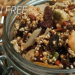 Gluten-free muesli recipe