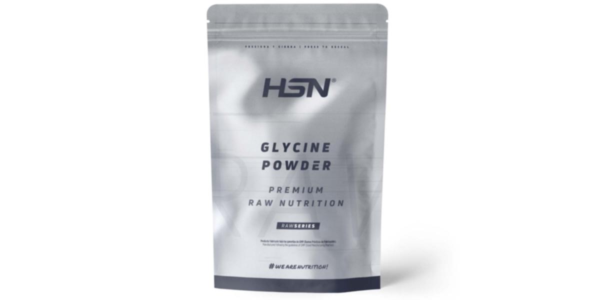 Glycine Rawseries