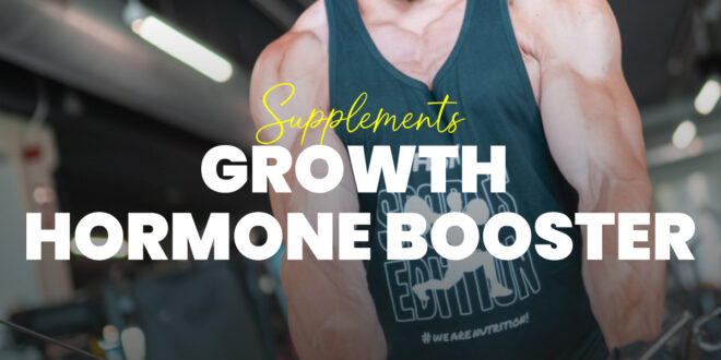 Growth Hormone (GH) Enhancers