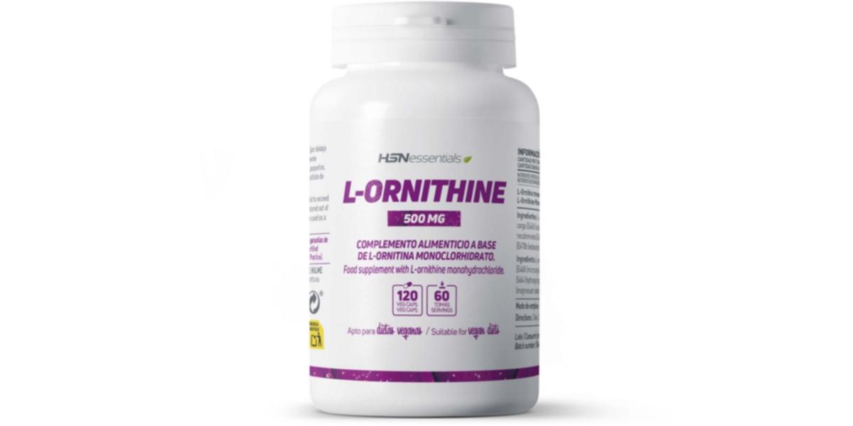 L-Ornithine Essentialseries