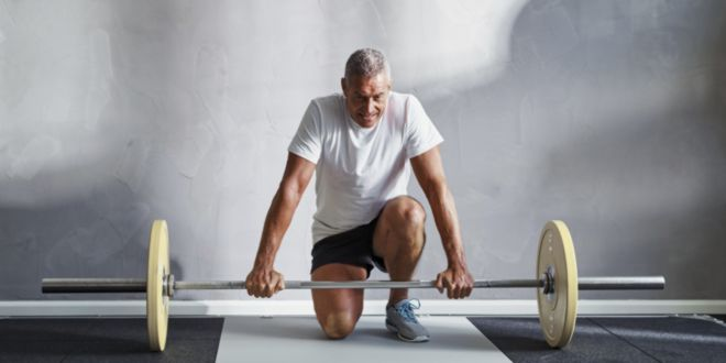 Strength Training for the Elderly