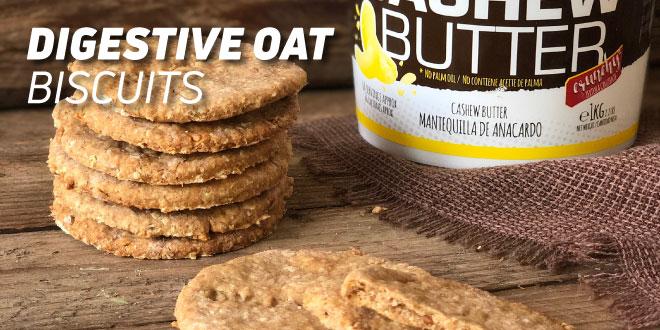 Digestive Oat Biscuits