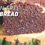 Gluten-free dark bread recipe