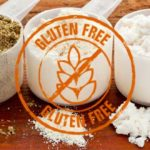 Gluten-free sport supplements