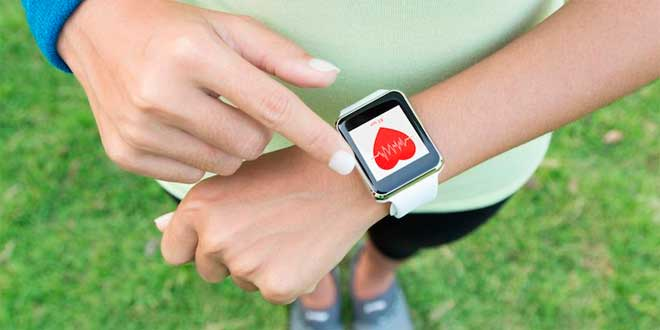 Cardio sport clock