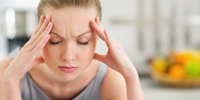 Headaches, mental fog