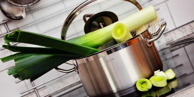 Cooking leek