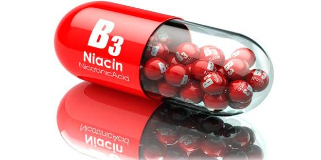 Niacin capsule
